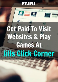 Learn How You Can Get Paid To Visit Websites, Complete Offers, Play Games, and Refer Your Friends To Jills Click Corner!