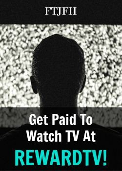 Learn How You Can Get Paid To Watch Your Favorite TV Shows By Using RewardTV!