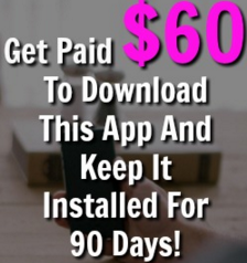 Learn How You Can Earn $60 to download the SavvyConnect App and keep it installed for 90 days!