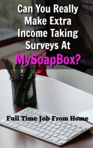 Is MySoapBox an awesome survey site or is it just another survey site scam?