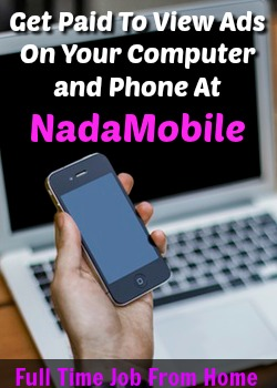 Nada Mobile Review: Is it a Scam or Easy Cash? | Full Time