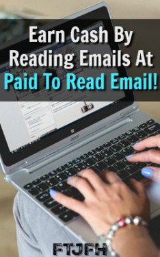 Learn How You Can Get Paid Up to $.10 For Every Email You Read At Paid To Read Email!