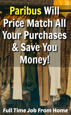 Learn How Paribus Will Price Match All Your Online and In-Store Purchase Automatically and Save You a Ton of Money!