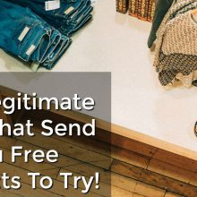 Who Doesn't Like Free Stuff? Here're 19 Sites That Will Send You Free Products To Try!