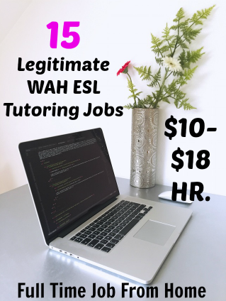 are you looking for an online esl tutoring job heres a list of 15 legitimate - Looking For Jobs Online