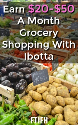 Learn How You Can Easily Make $25+ a Month Grocery Shopping With The Ibotta App!