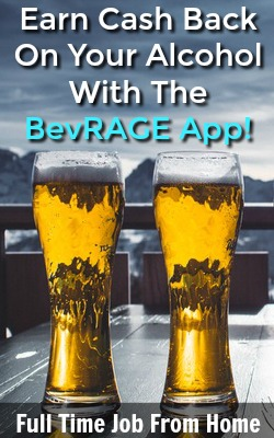 Learn How You Can Earn Cash Back On Your Alcohol Purchases Such As Beer, Wine, and Liquor with The BevRAGE App!