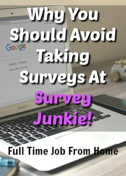 Learn Why Survey Junkie isn't the best survey site and where to find legitimate online surveys!