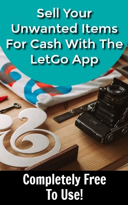 Learn How To Get Rid Of Your Unwanted Items By Using the LetGo App To Sell Them In Your Local Area! It's completely Free!