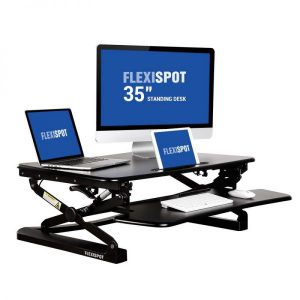 flexispot adjustable standing desk review