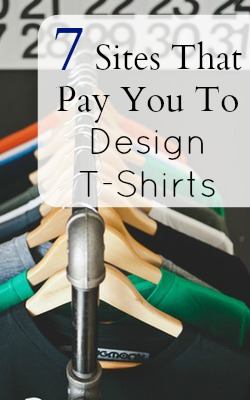 7 legitimate sites that pay you to design t shirts full for Best website to sell t shirts