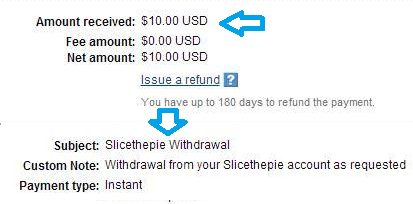 slicethepie payment proof is it legit or scam