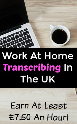 Learn how you can work at home in the UK transcribing for DigiTyping. All transcribers make at least £7.50 an hour but most make over £10!