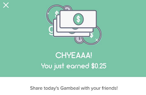 gamebeal app pay