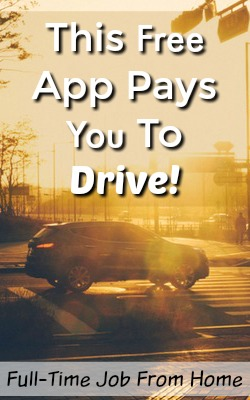 Learn how you can download a free app and get paid for every mile that you drive. Exchange points for sweepstakes for large sums of cash and brand new cars!