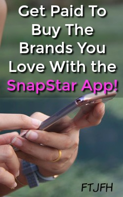Learn How You Can Earn $1 Amazon Gift Cards By Showing Loyalty to Your Favorite Brands with the SnapStar App!