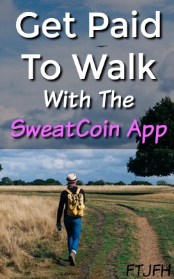 Learn How You Can Use the SweatCoin app to get paid to walk! Exchange your coins for awesome fitness related products and services!