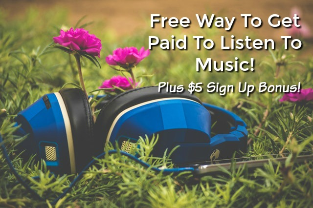 get paid to listen to music