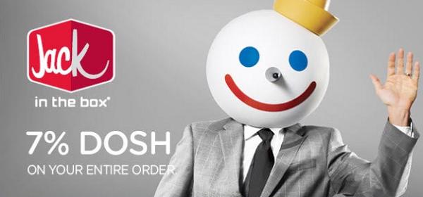 Dosh App In Store cash back