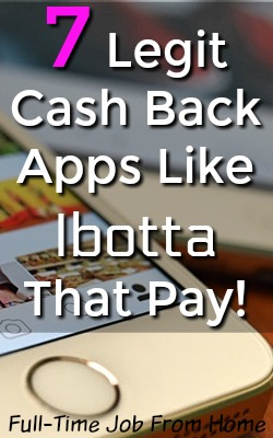 Are you looking for an app that will pay you cash back for shopping? Ibotta is the most popular but here're 7 legit apps similar to Ibotta that pay!