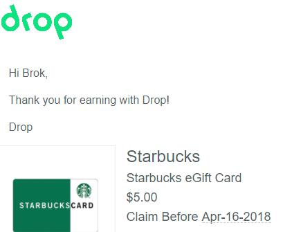 drop app payment proof