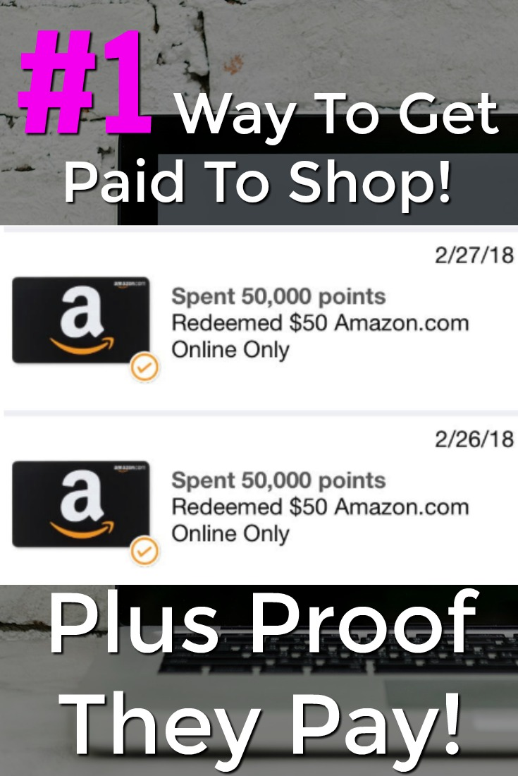 Learn How You Can Earn Amazon Gift Cards Everytime You Shop With the Fetch Rewards App!