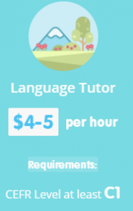 learntalk esl teacher levels