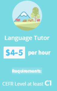 learntalk esl teacher levels
