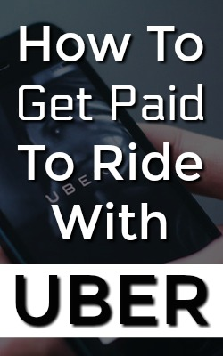 If you use the Uber app to get rides you need to check out Drop. You could be getting paid to ride with uber, if you're not make sure to check out how you can!
