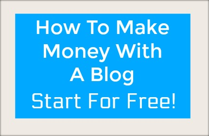 how to start a profitable blog for free