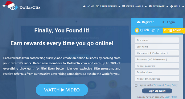 Dollarclix.com review dollarclix review is it a scam or legitimate