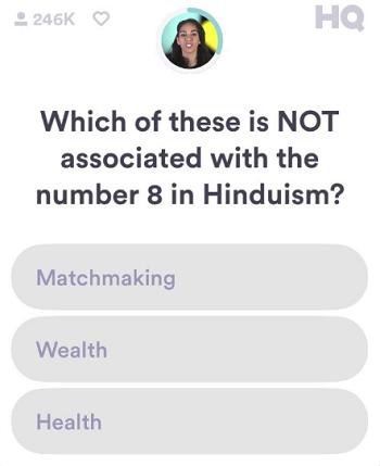 hq trivia app question