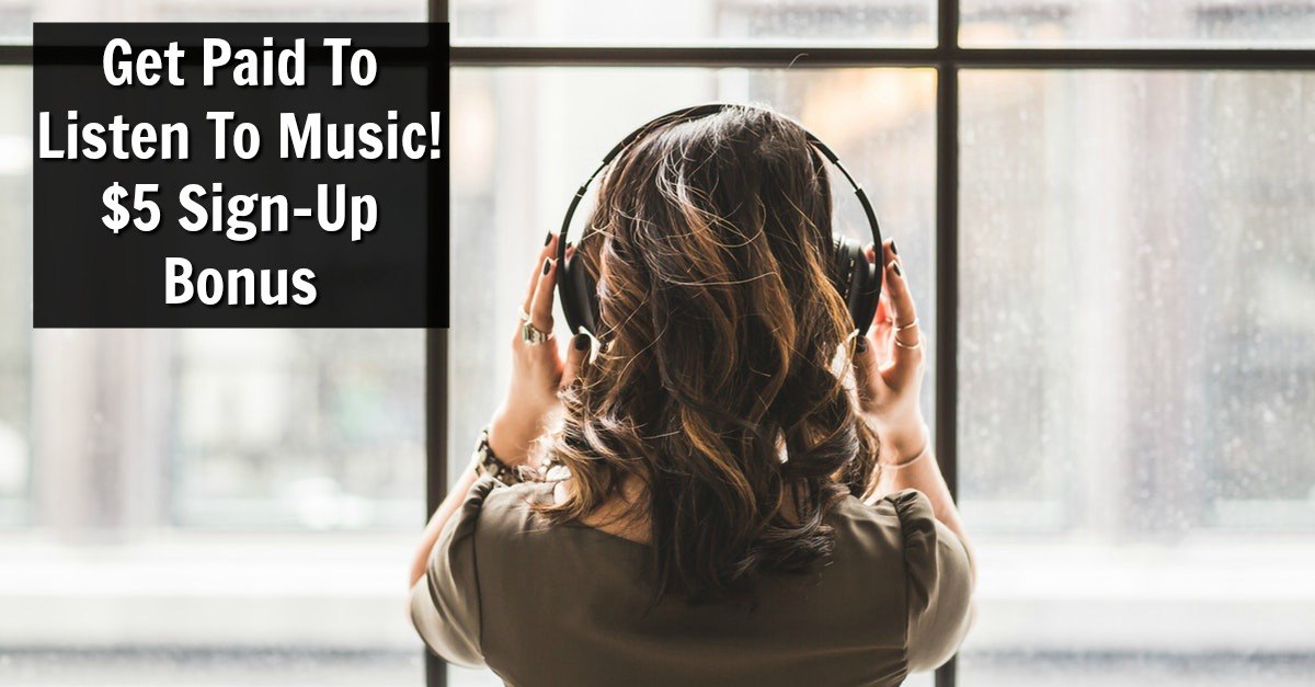 Get paid to listen to music full time job from home for Listen to house music