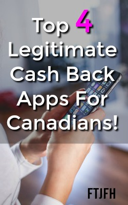 Some of my favorite cashback apps are only available in the US, but that doesn't mean you can't earn cashback. Here're the top 4 cashback apps available in Canada!