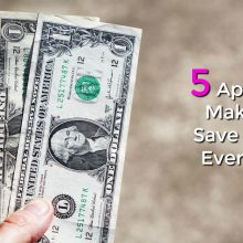 5 Apps That Make You Save Money Every Day!
