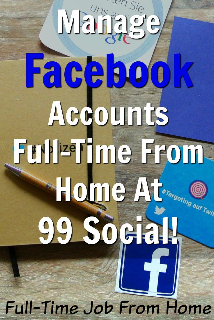 Learn How You Can Work From Home Full-Time As A Social Media Manager For 99 Dollar Social!