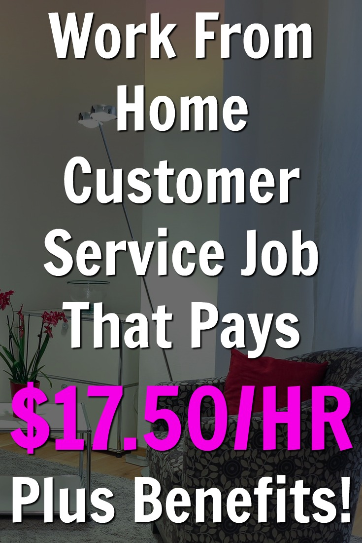 Learn How You Can Work From Home Providing Phone Customer Service and Make Up To $17.50 an Hour Plus Benefits At Asurion