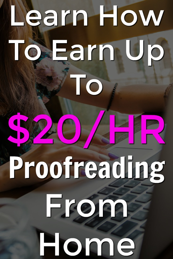 Learn How You Can Work From Home As A Proofreader and Earn Up To $20 an Hour With Scribendi