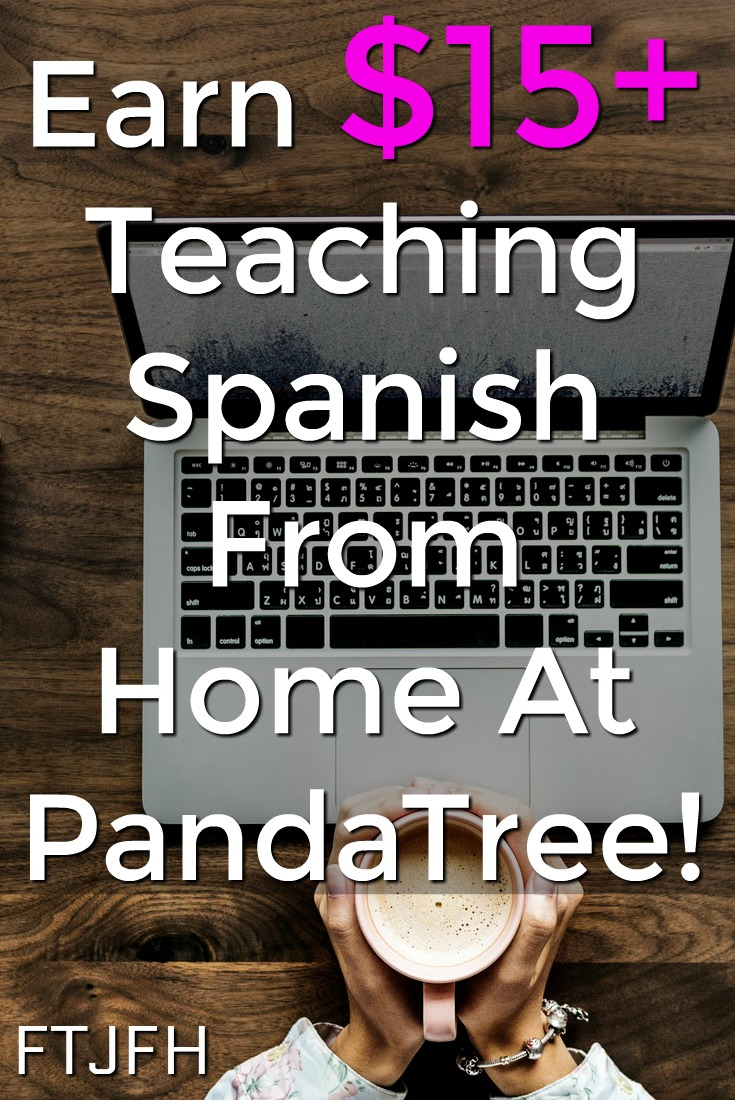 Learn How You Can Make $15+ Teaching Spanish From Home At PandaTree!