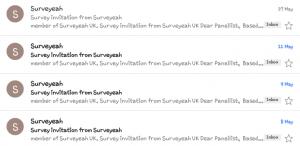 surveyeah review scam or legit
