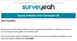 surveyeah review is it a scam or legitimate