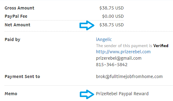 prize rebel payment proof feb