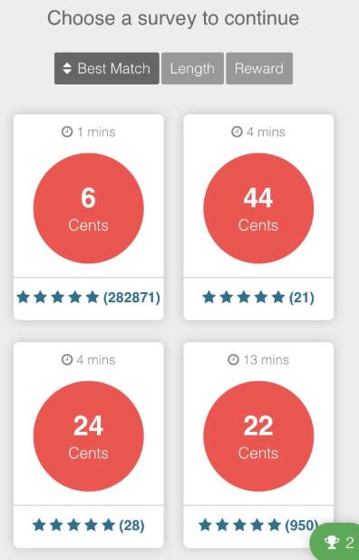 zap surveys app review