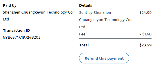 dealsbank payment proof