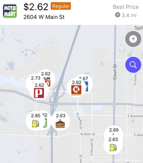 trunow app review map