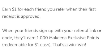 makeena app review is it a scam referral program