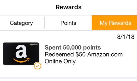 fetchrewards.com payment proof gift card