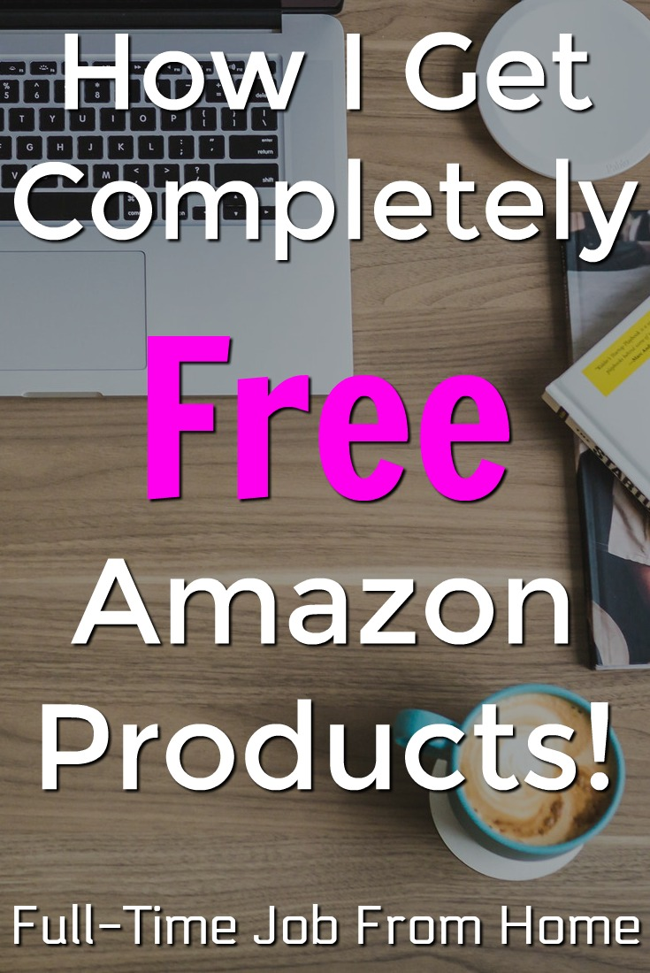Did you know you could be getting items on Amazon for Free? Learn How I've Received Several Free Products on Amazon from RebateLion!