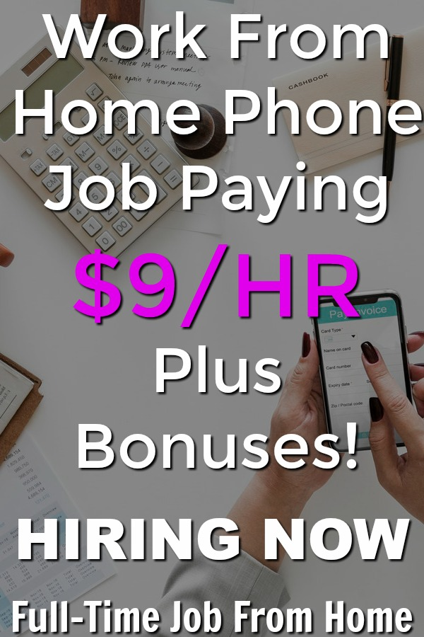 Learn How You Can Work From Home as A Virtual Receptionist and make $9/HR plus bonuses and raises at Gabbyville!