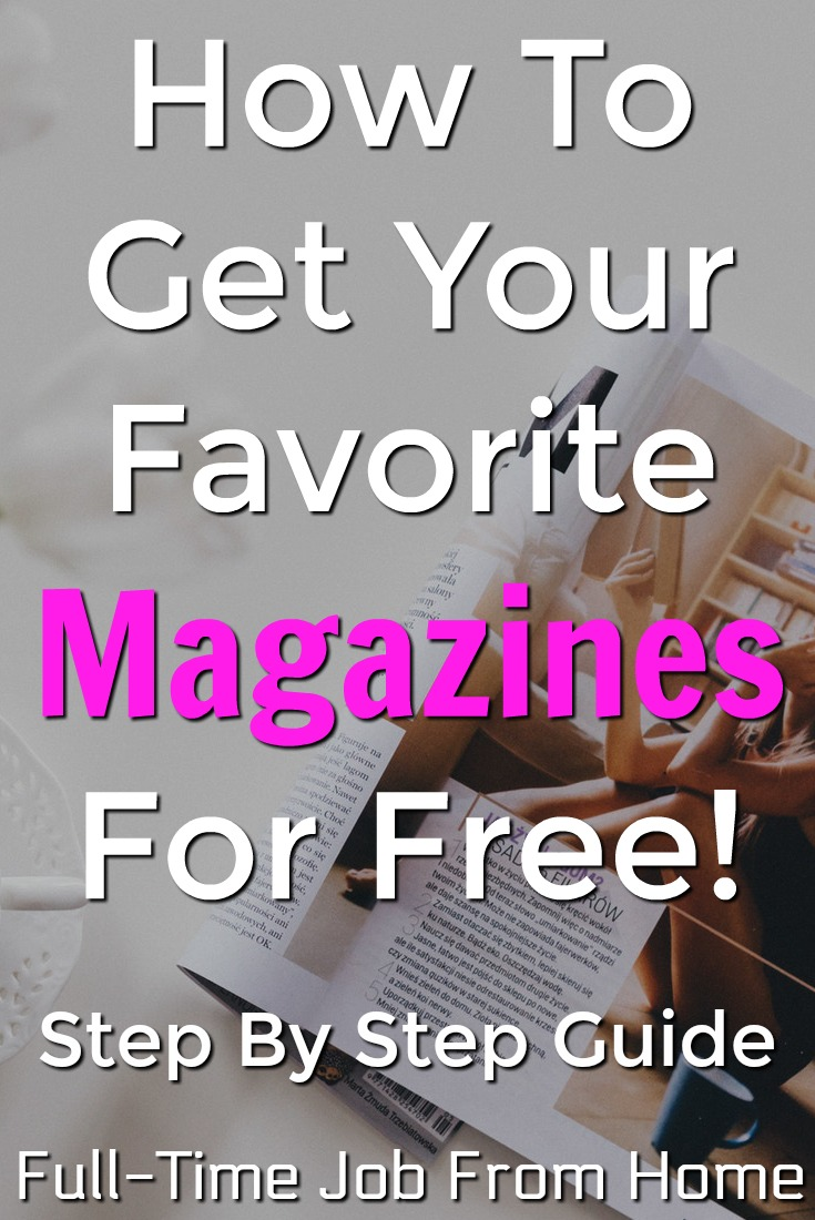 Do you like magazines? Learn How You Can Get Digital Magazines For Completely Free at RewardBee!